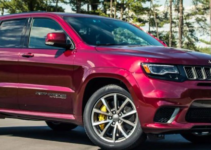 2021 Jeep Grand Cherokee SRT Interior, Release Date, Changes