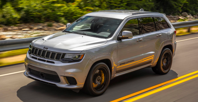 2021 Jeep Grand Cherokee Release Date, Changes, Redesign