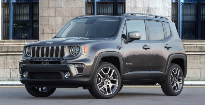 2021 Jeep Renegade Price, Review, Release Date