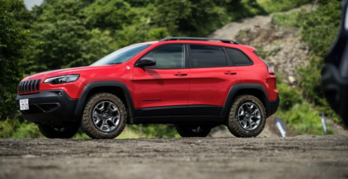 2022 Jeep Cherokee Trailhawk, Release Date, Review