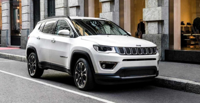 New Jeep Compass 2022 Interior, Hybrid, Release Date
