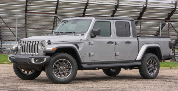 New 2022 Jeep Gladiator Colors, Changes, For Sale
