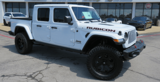 New 2022 Jeep Gladiator For Sale, Changes, Review