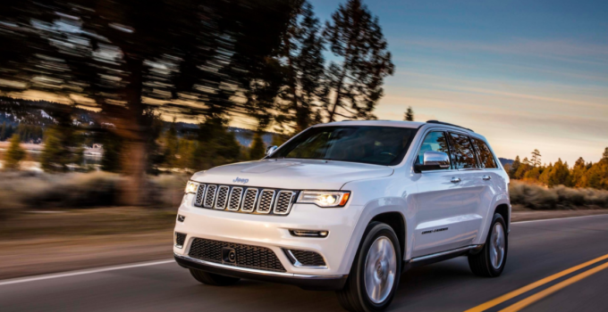 2023 Jeep Grand Cherokee Interior, Release Date, Changes