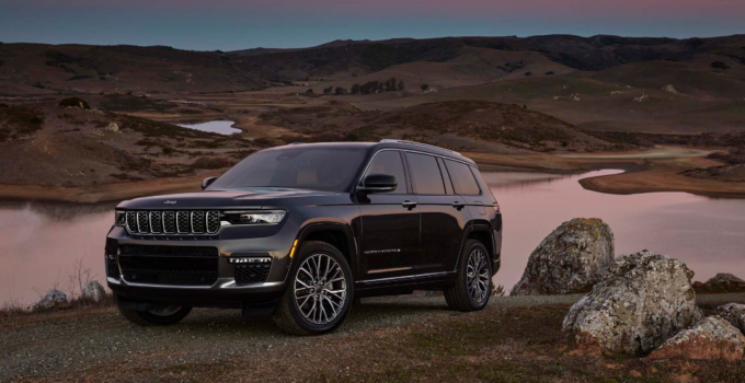 New Jeep Grand Cherokee 2022 Release Date, Redesign, Specs