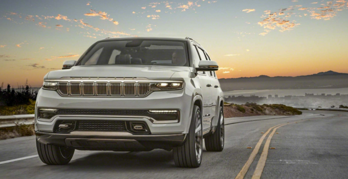 New Jeep Grand Wagoneer 2022 Interior, Release Date, Review