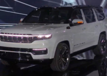 2022 Jeep Grand Wagoneer Price, Interior, Release Date