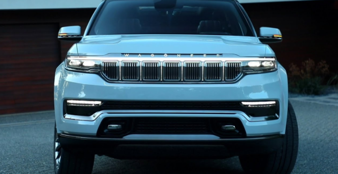 New 2022 Jeep Grand Wagoneer Price, Redesign, For Sale