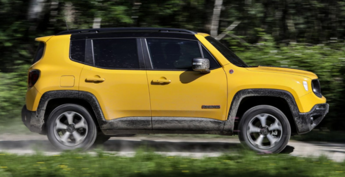 2022 Jeep Renegade Redesign, Changes, For Sale