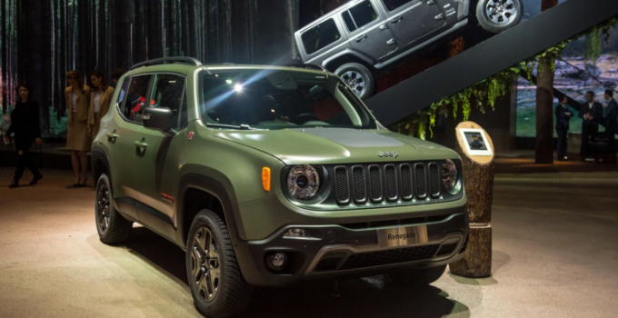 2022 Jeep Renegade Redesign, Release Date, Price