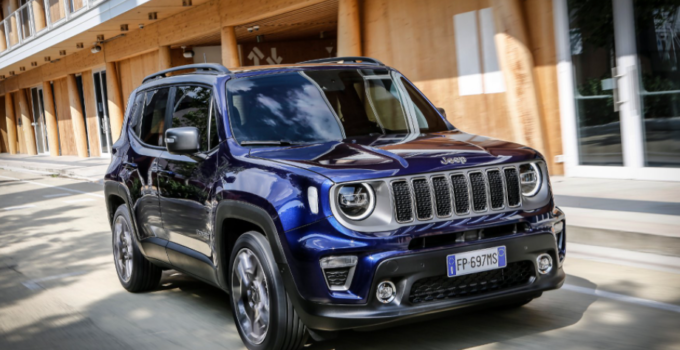 2022 Jeep Renegade Redesign, Review, Price