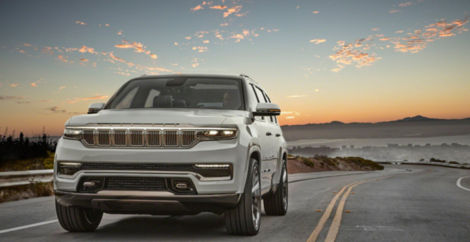 New 2022 Jeep Wagoneer Changes, Release Date, Review