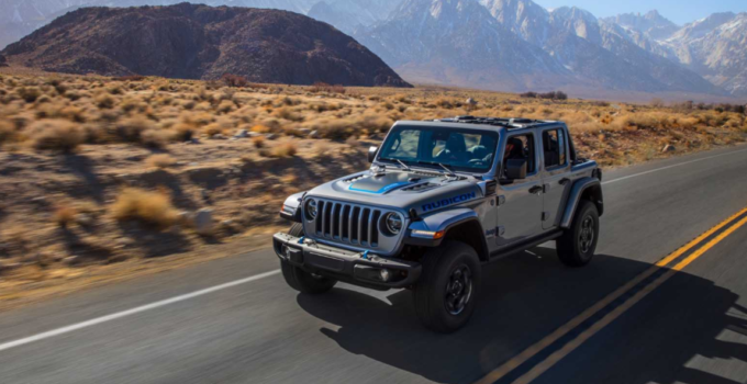 2022 Jeep Wrangler 4xe Interior, Changes, Release Date