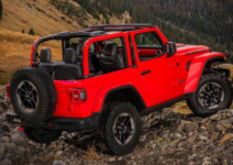 New 2022 Jeep Wrangler For Sale, Interior, Changes