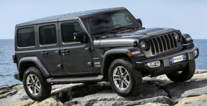 2022 Jeep Wrangler Unlimited, Interior, Changes