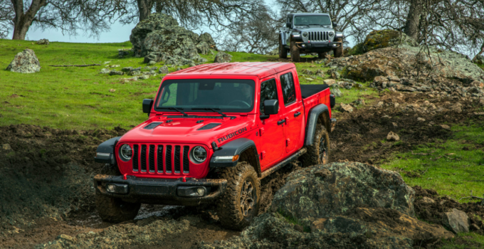 2022 Jeep Gladiator Interior, Changes, Release Date