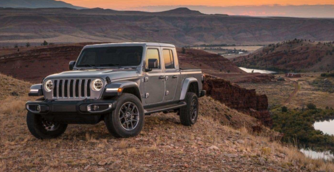 2023 Jeep Gladiator Release Date, Changes, Price