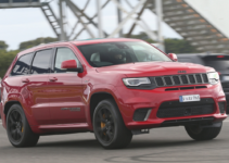2023 Jeep Grand Cherokee Trackhawk Redesign, Interior, Changes