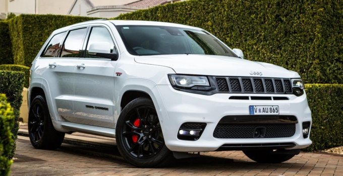 2023 Jeep Grand Cherokee SRT Release Date, Interior, Changes
