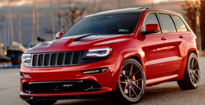 2022 Jeep Grand Cherokee Interior, Release Date, Changes