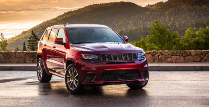2023 Jeep Grand Cherokee Redesign, Interior, Changes