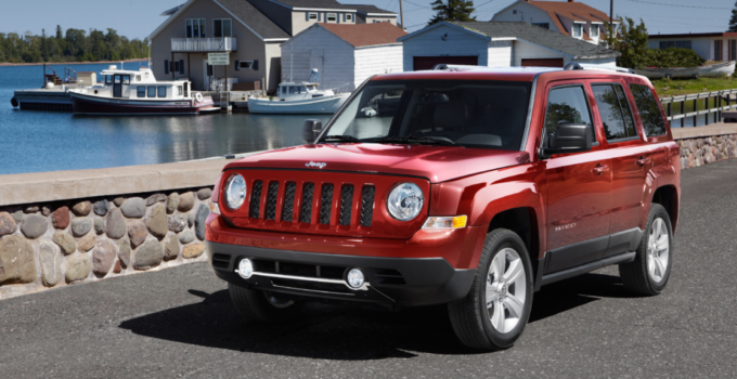 2022 Jeep Patriot Release Date, Interior, Changes