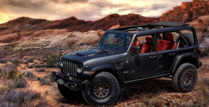 2022 Jeep Wrangler Rubicon 392, Review, Release Date, Specs