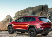 New 2022 Jeep Cherokee Trailhawk Spacs 4×4, Cost, Redesign