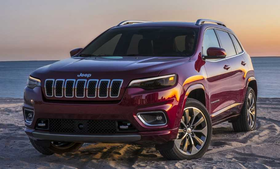 New 2022 Jeep Cherokee Release Date Exterior