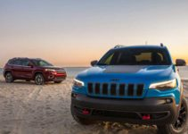 New 2022 Jeep Cherokee Trailhawk For Sale, Review, Interior