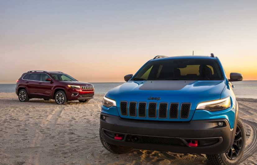New 2022 Jeep Cherokee Trailhawk For Sale 4x4