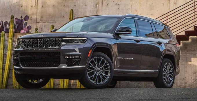 New 2022 Jeep Grand Cherokee 2 Row, Release Date, Dimensions