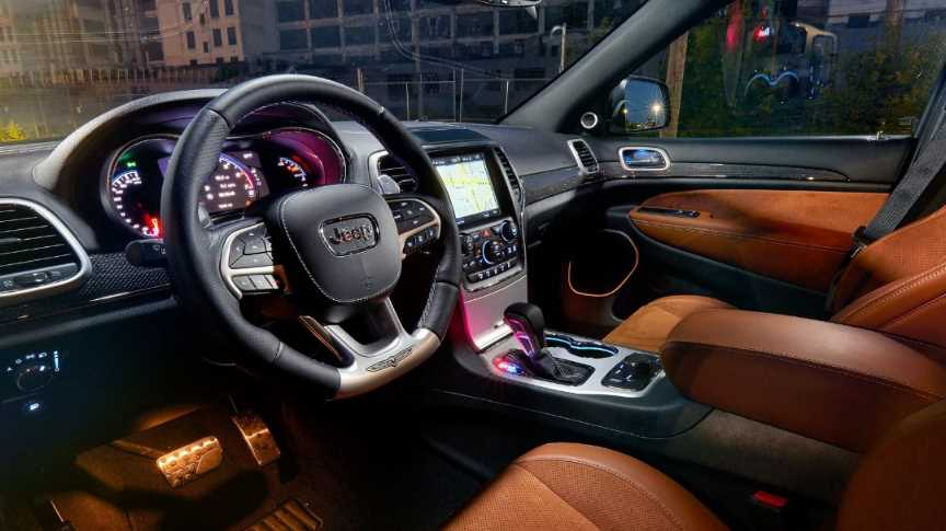 New Does Jeep Grand Cherokee Have 3rd Row Seating