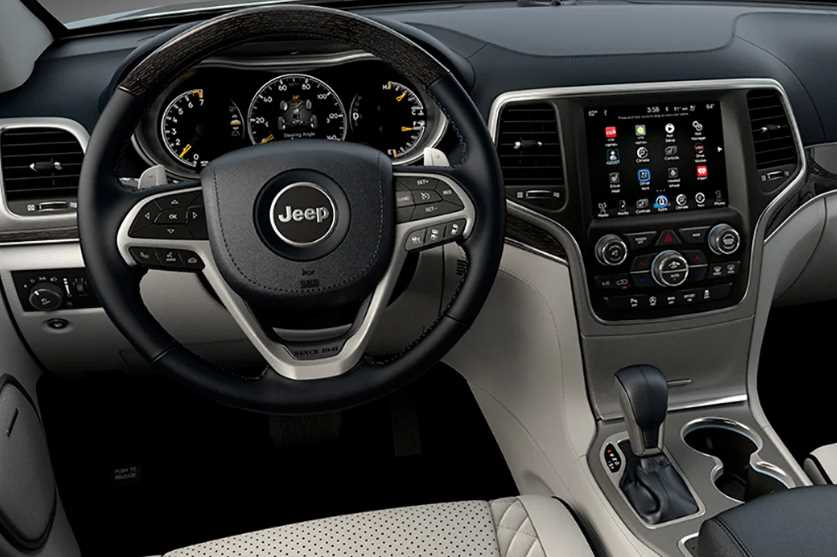 New 2022 Jeep Grand Cherokee Release Date