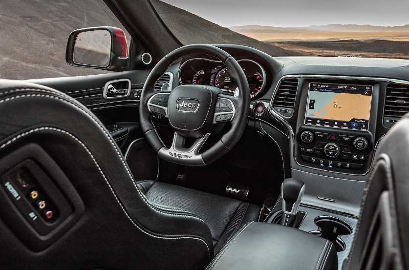 New 2022 Jeep Grand Cherokee SRT For Sale