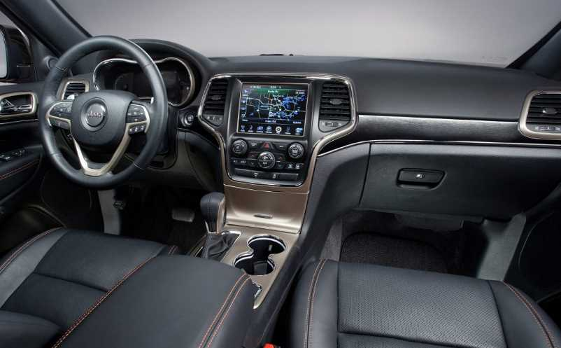 New 2022 Jeep Grand Cherokee Trailhawk For Sale