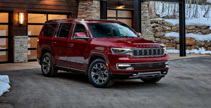 New 2022 Jeep Wagoneer Price, Interior, Release Date