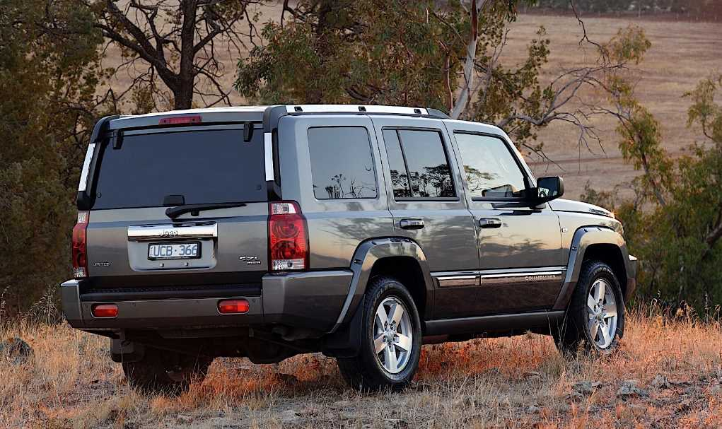 New 2022 Jeep Commander Release Date
