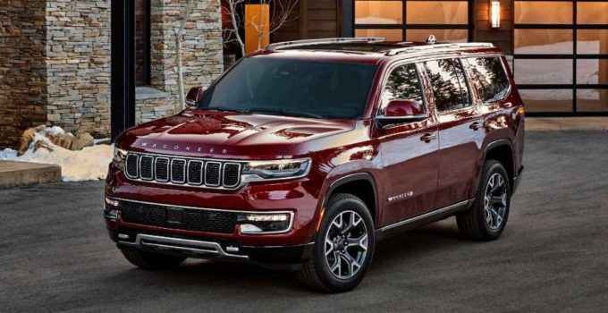 New 2022 Jeep Wagoneer Specs, Price, Release Date
